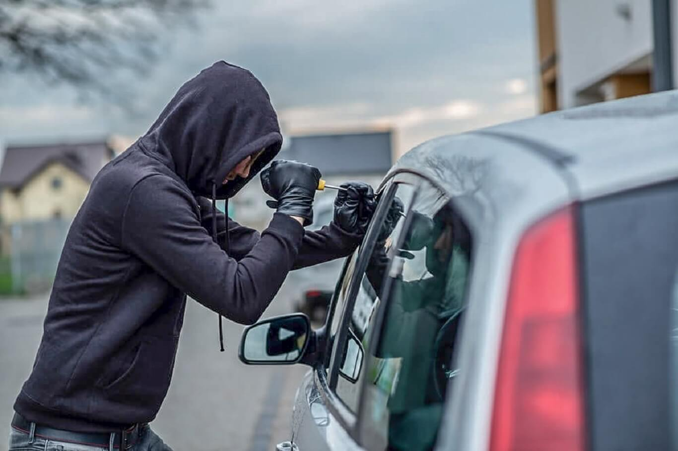 most stolen cars in America from 2019 to date